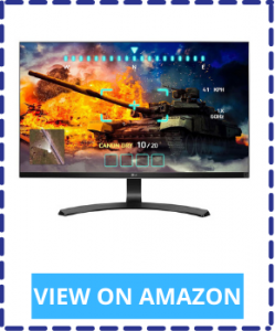 LG 27UD68-P Monitor with FreeSync