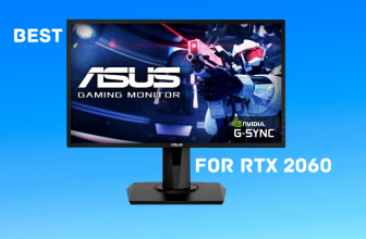 Best Monitors for RTX 2060