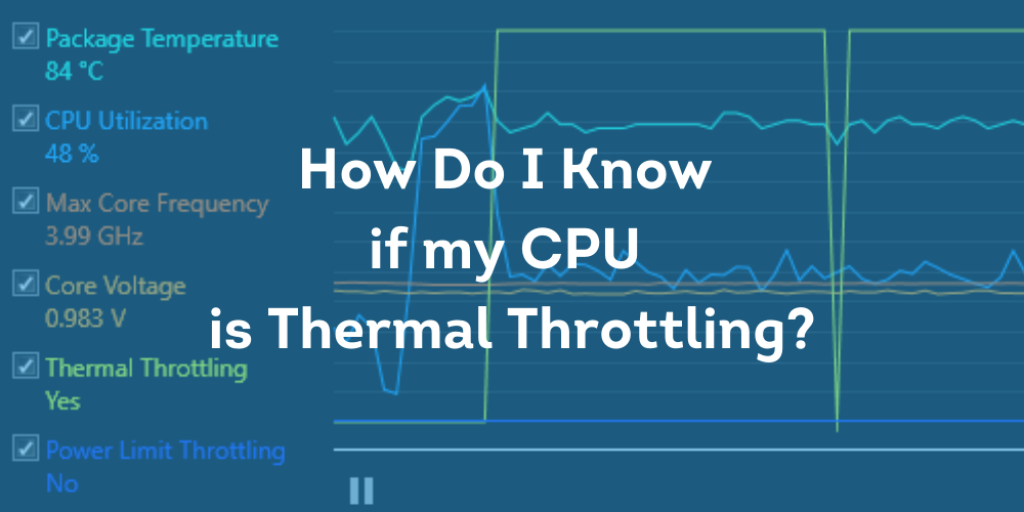 How Do I Know if my CPU is Thermal Throttling?